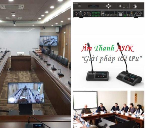 Micro không dây phòng họp