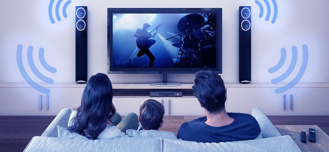 Cách kết nối loa Bluetooth với tivi của bạn