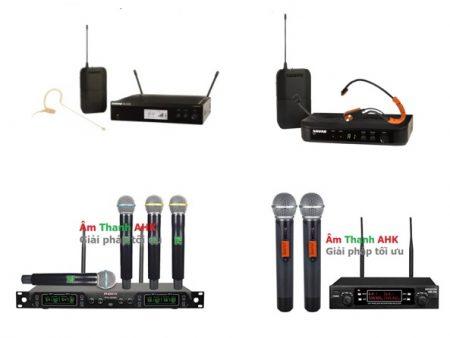 Micro không dây kỹ thuật số
