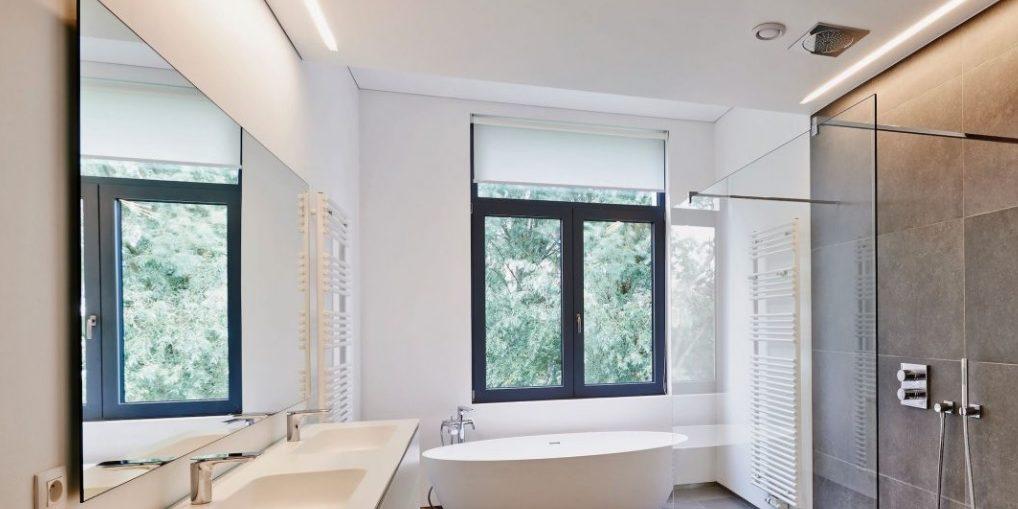 Loa âm trần phòng tắm chống nước