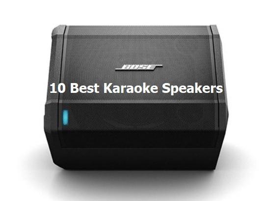 loa karaoke di động
